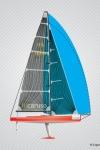 Tormentina Yacht Graphic