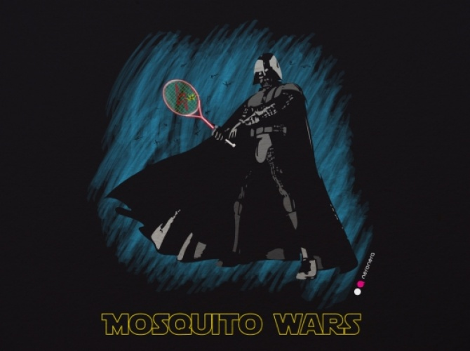 Mosquito Wars