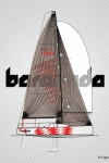 Baraonda Yacht Graphic