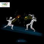 Fencing, omaggio alla Scherma Italiana